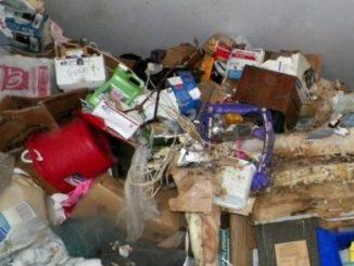 Почистване на мазе и тавани
