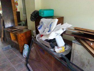 Почистване на апартамент от мебели вещи багаж и боклуци Варна